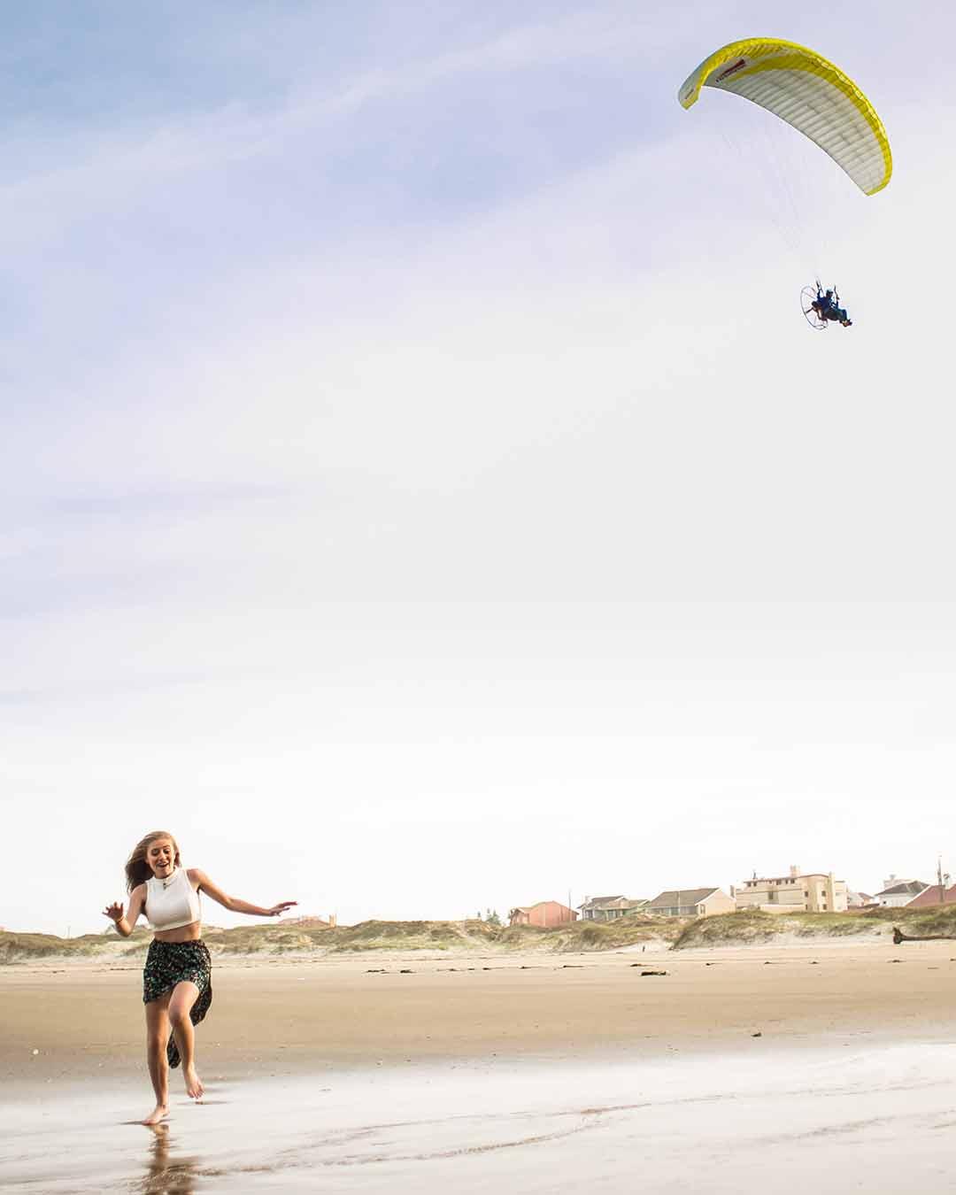 Foto Ensaio na Praia de 15anos em Tramandai