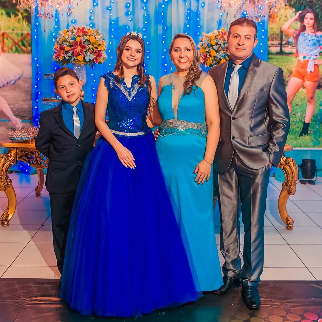 debutante familia