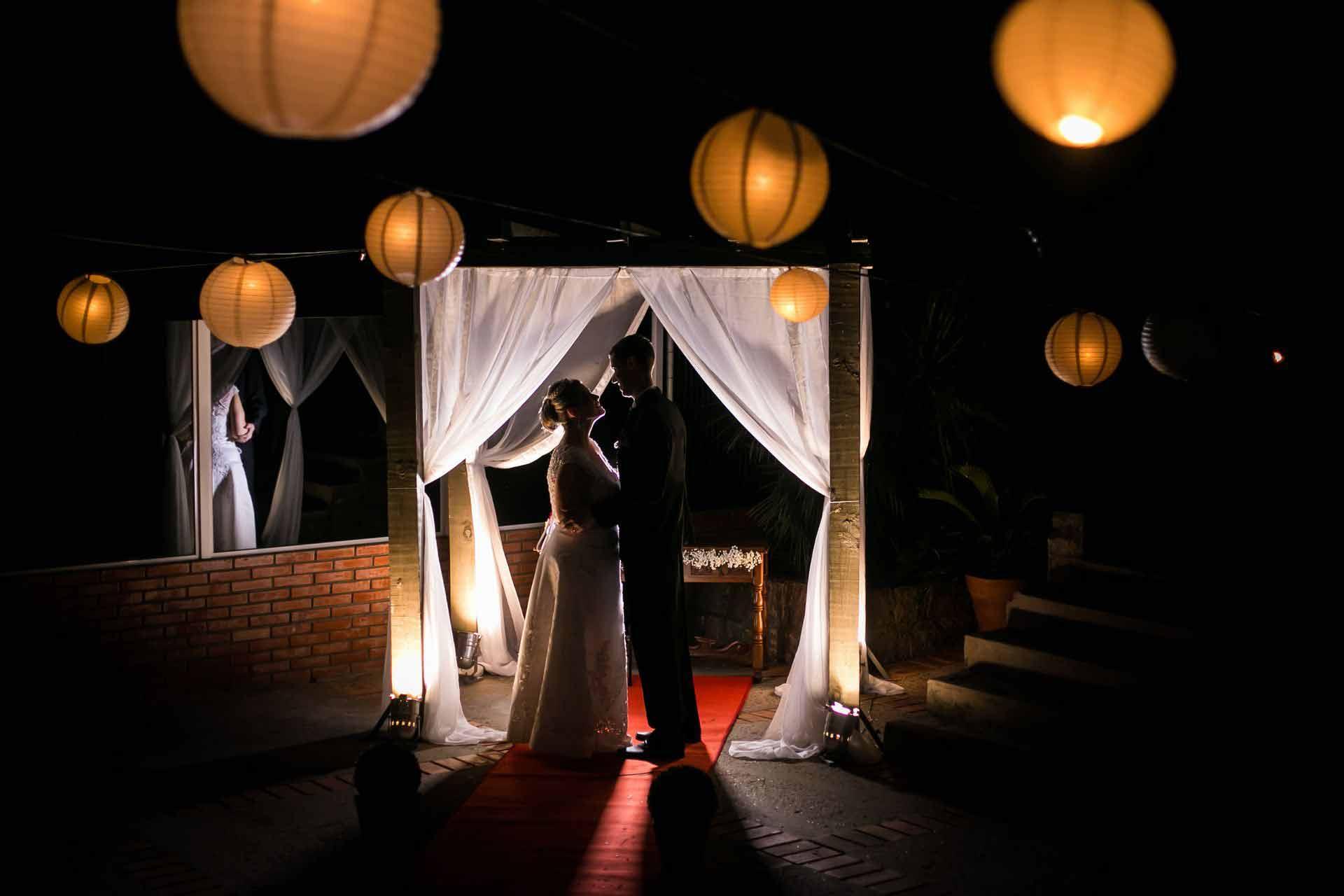 Casamento noturno porto alegre