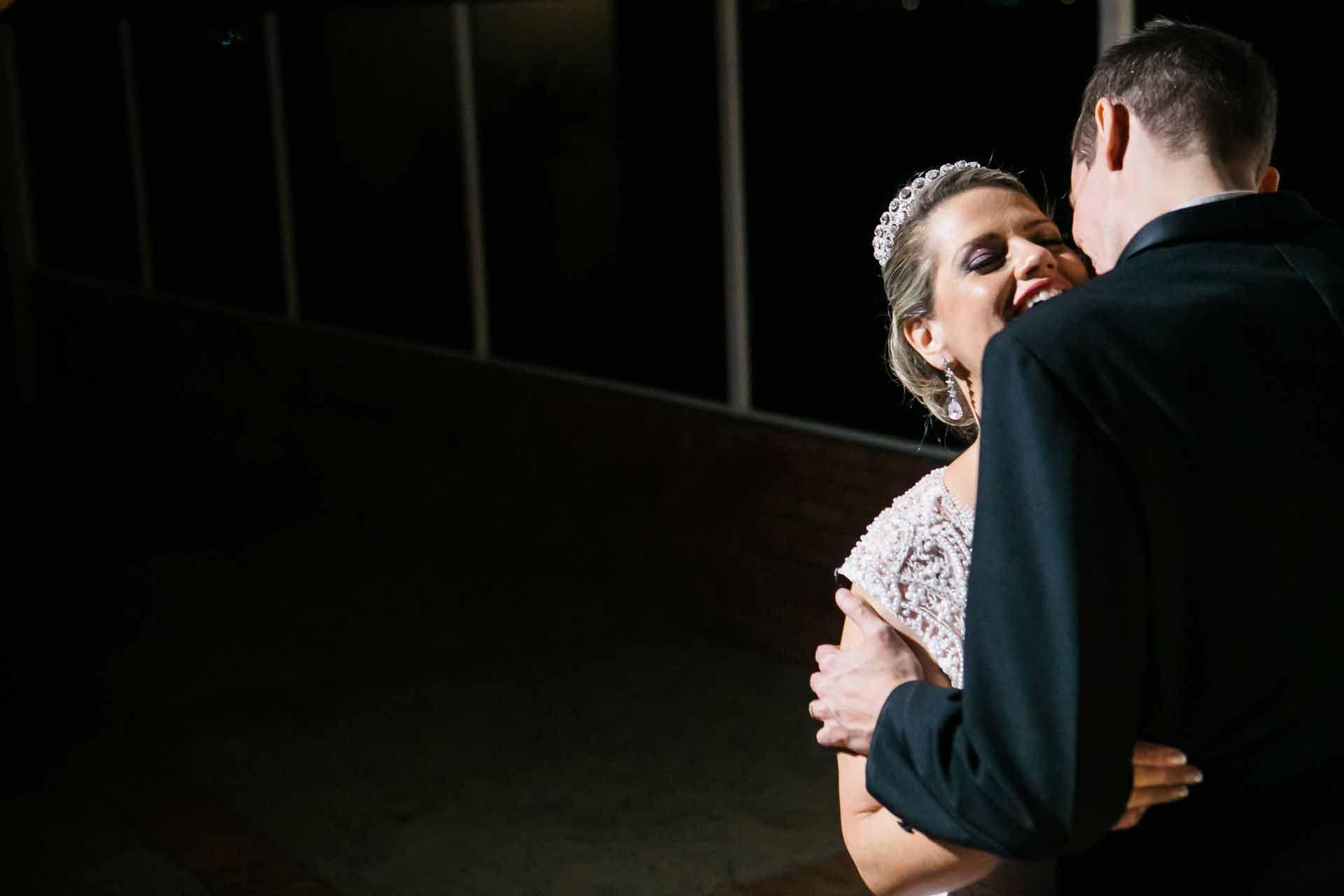Fotos Casal noivos Casamento noturno