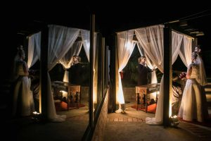 Foto Cerimonia Casamento noturno